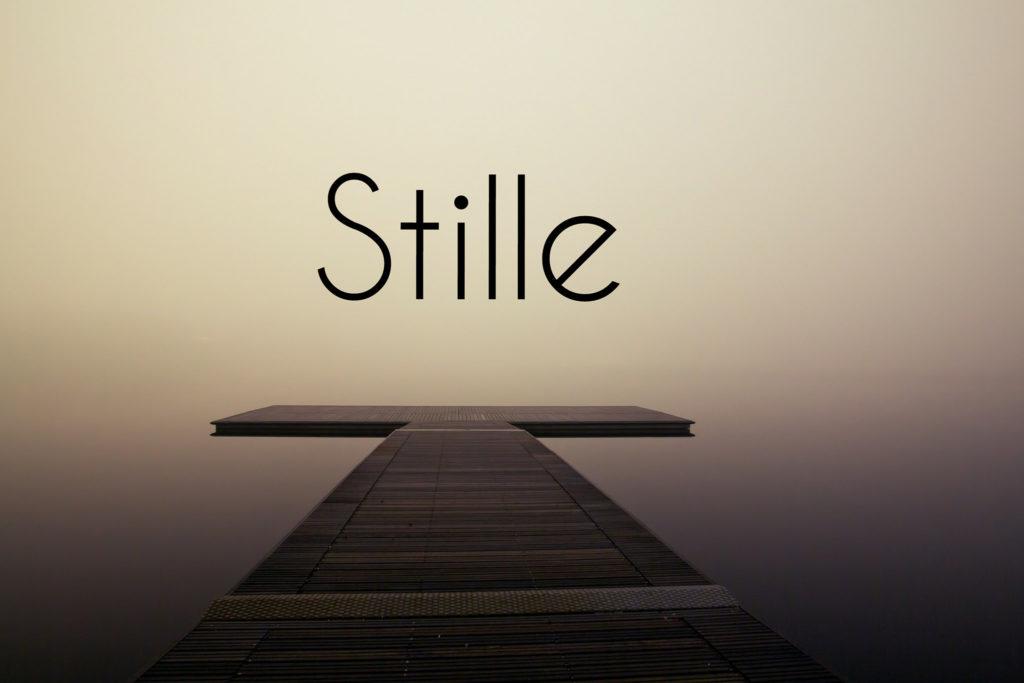 Entdecke dein authentisches und erfülltes Leben - in der Stille